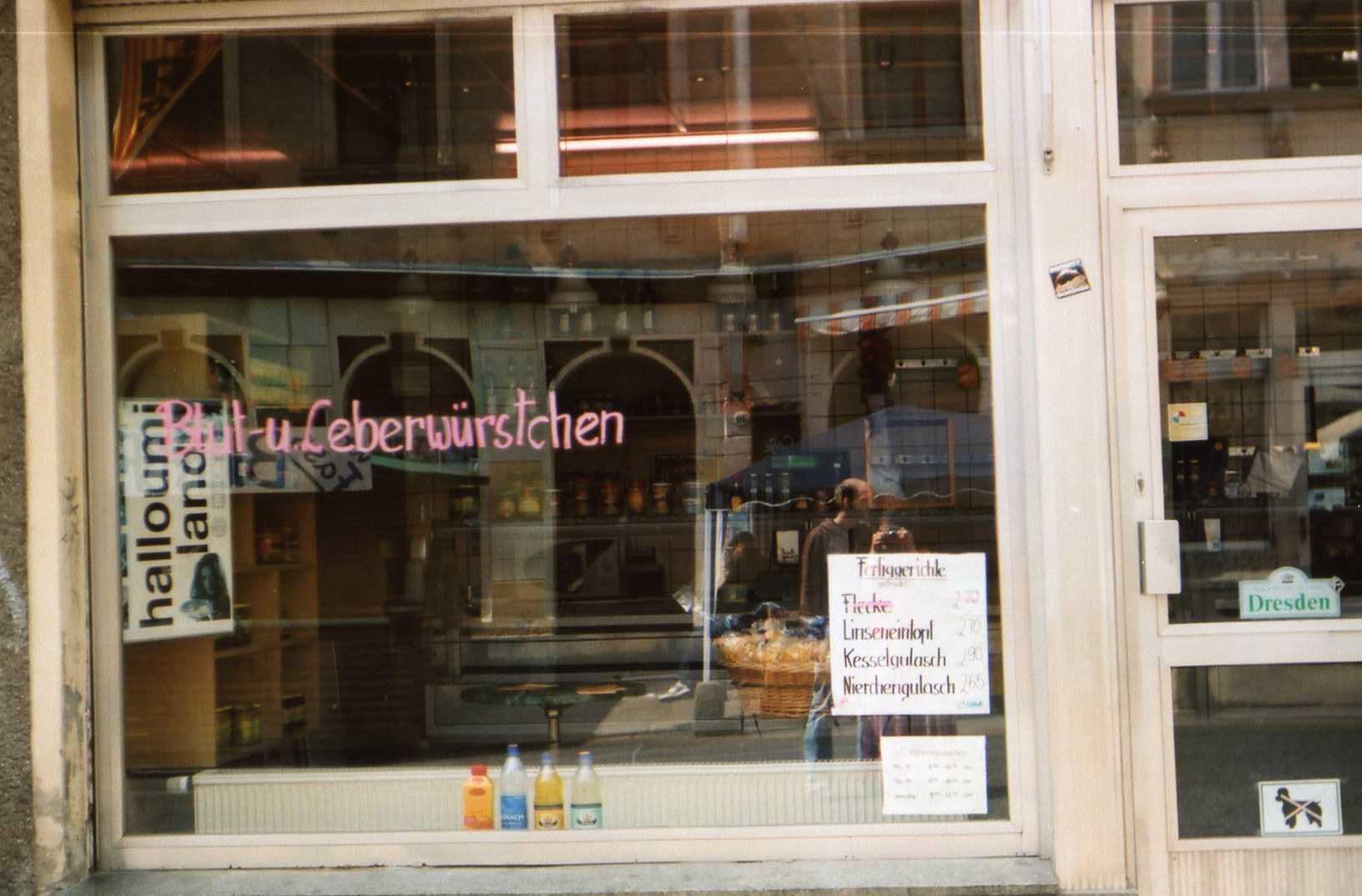 leberwurst