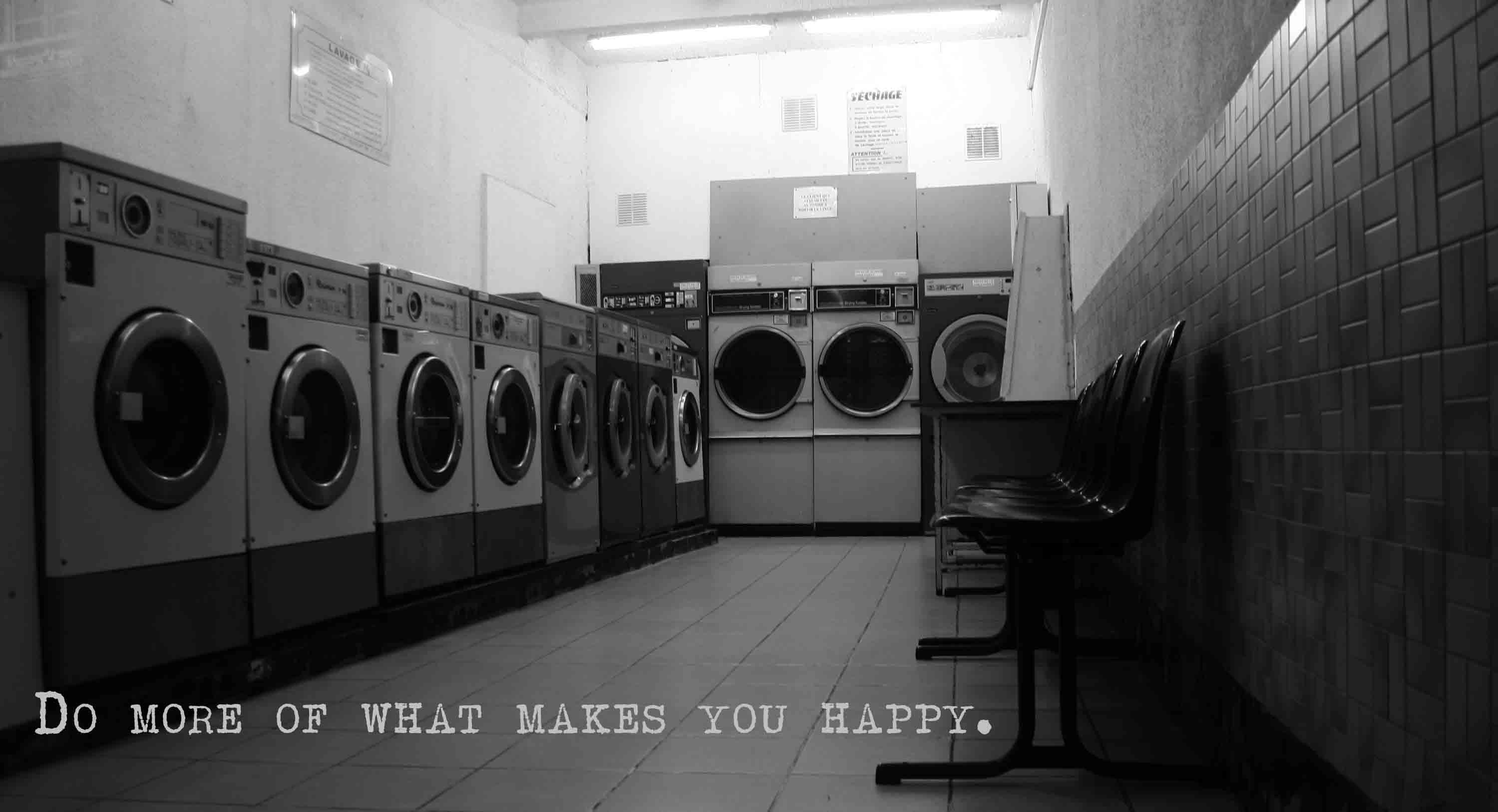 do more of what makes you happy visual statement