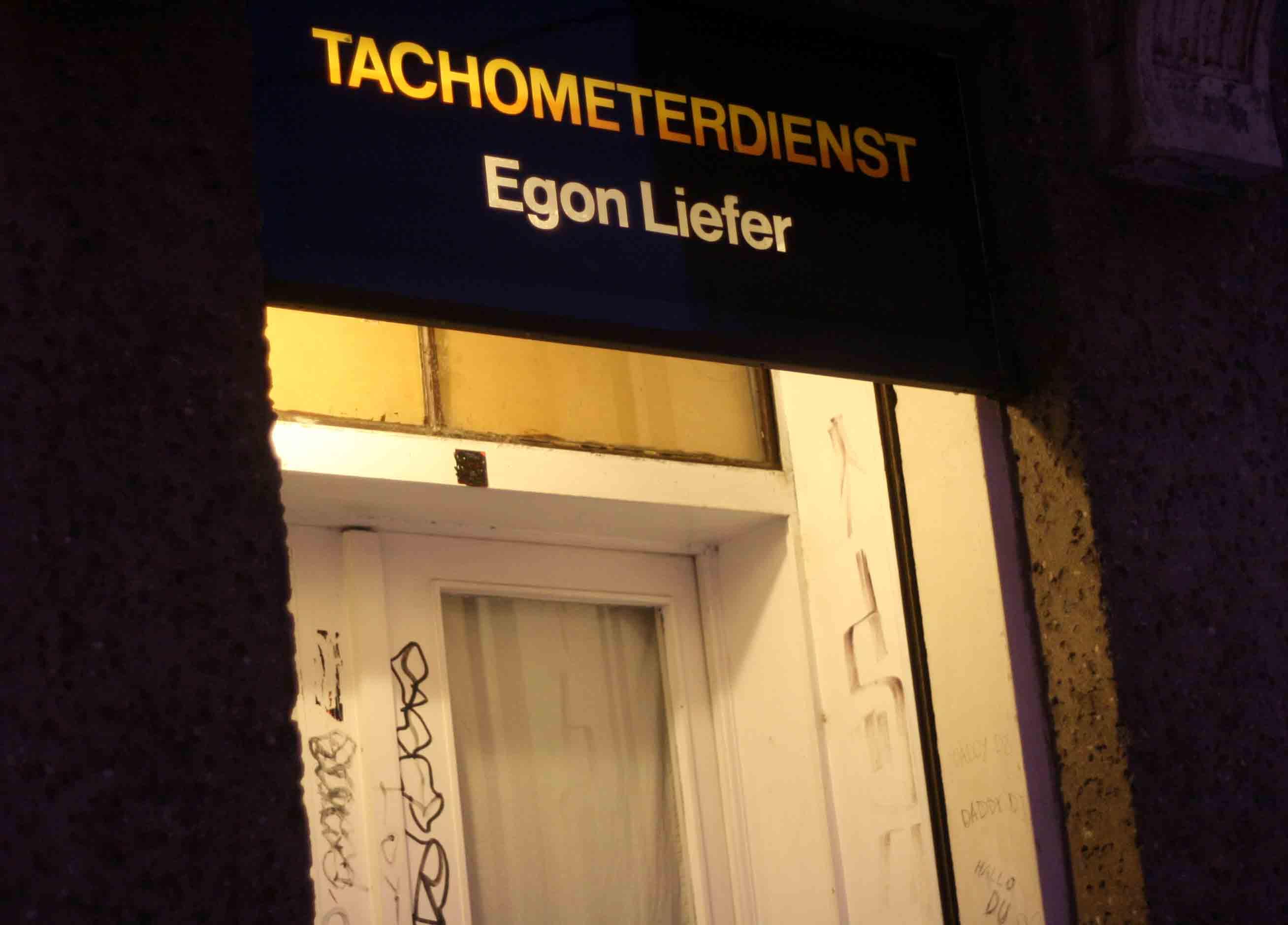 tachometerdienst Egon Liefer