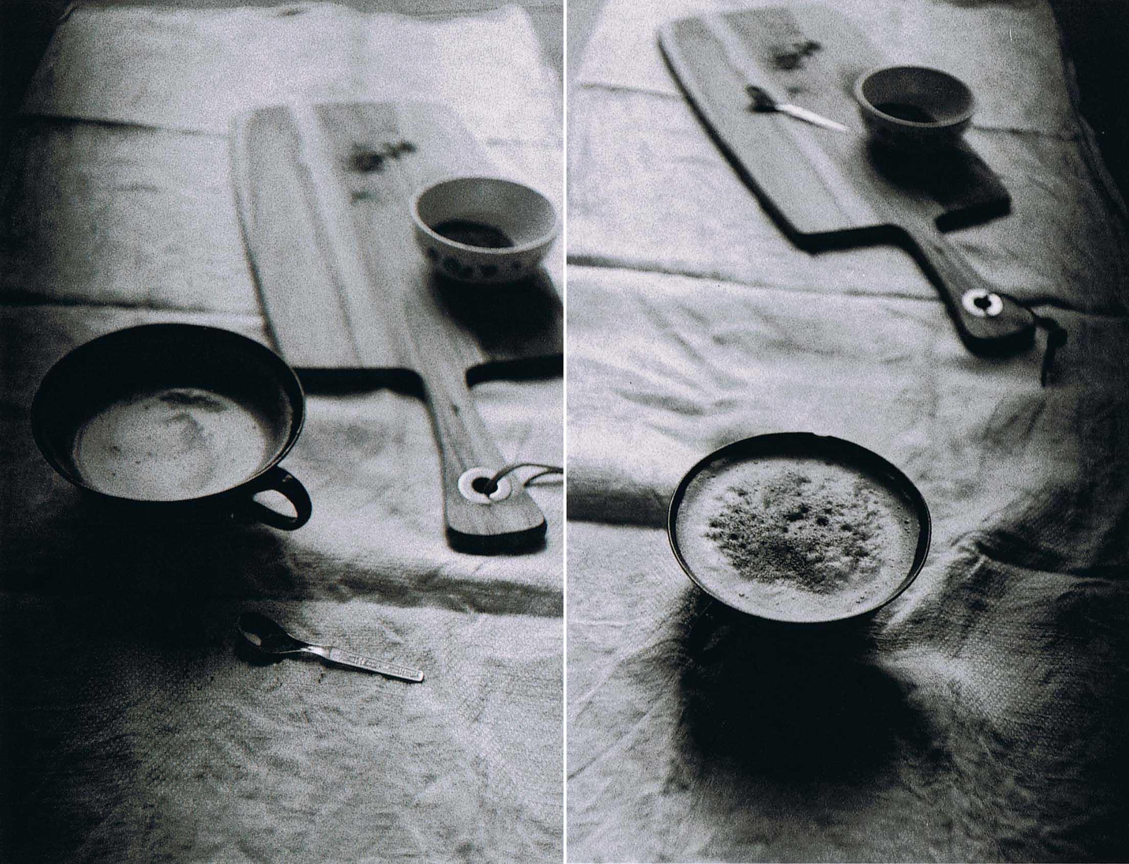 Kaffeepause coffee break double