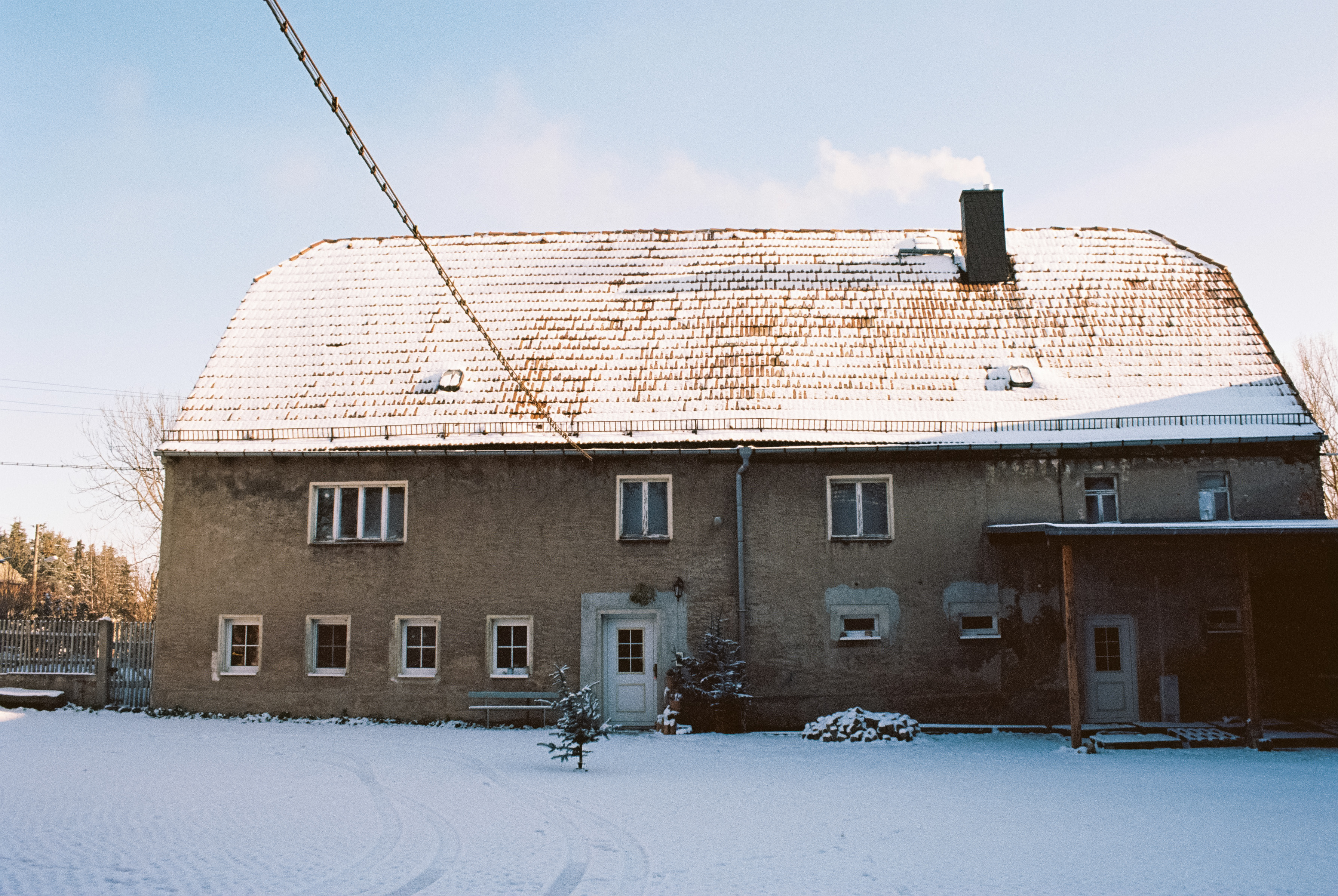 Bauernhaus_Hof jan 2016