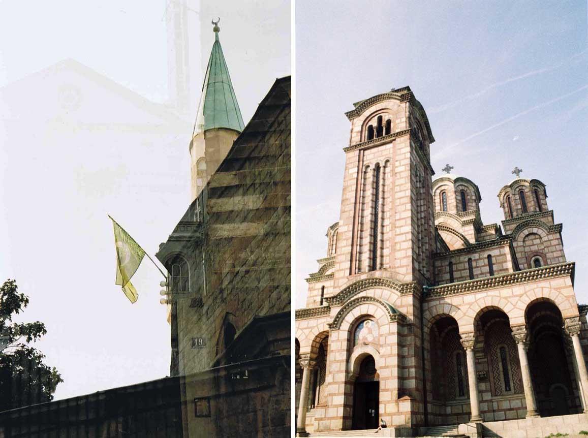 belgrad Moschee kirche Crkva Svetog Marka u Beogradu_konica minolta vx 100s