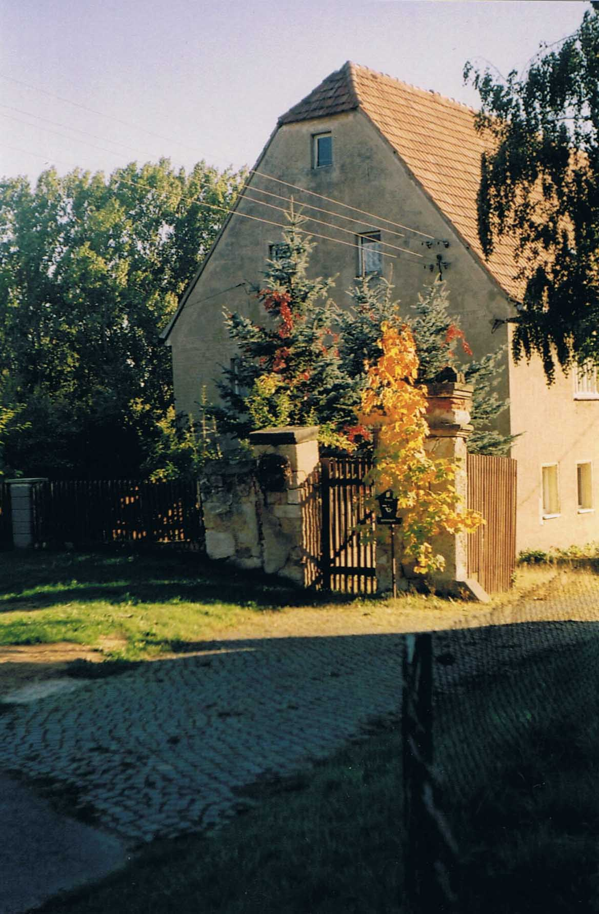 Haus und Hof Tor
