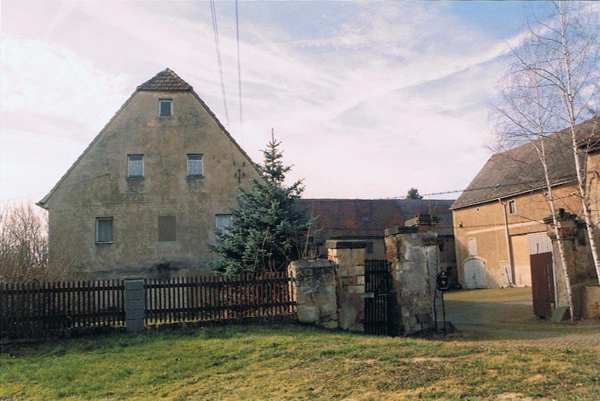 Vierseithof Bauernhof I