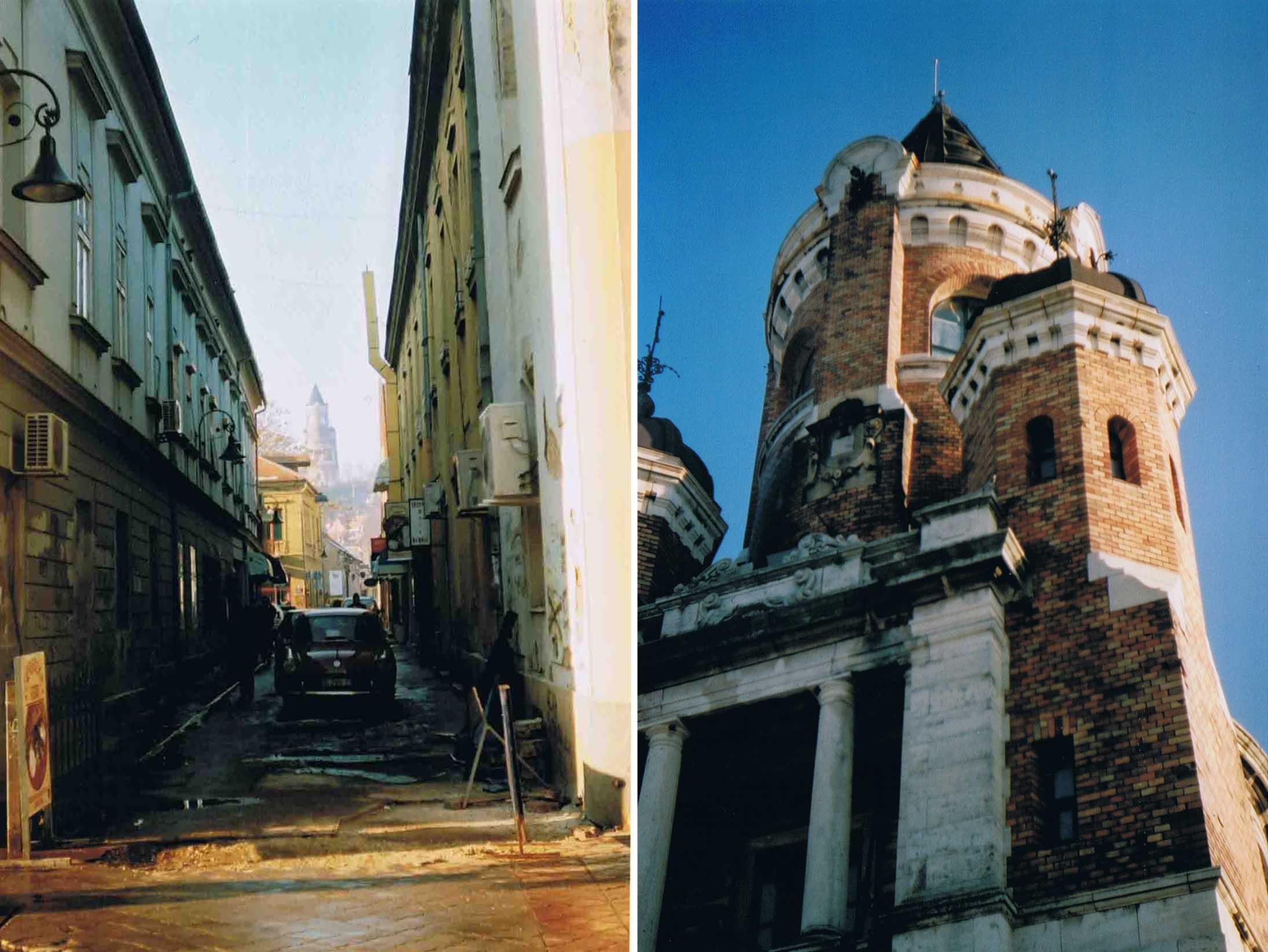 Zemun Beograd Belgrad _ Kula Sibinjanin Janka