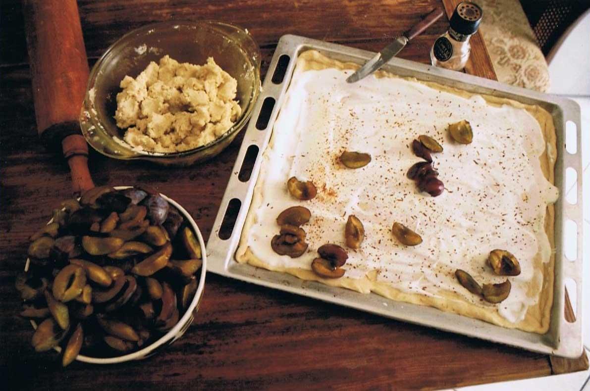 Pflaumenkuchen Rezept 3