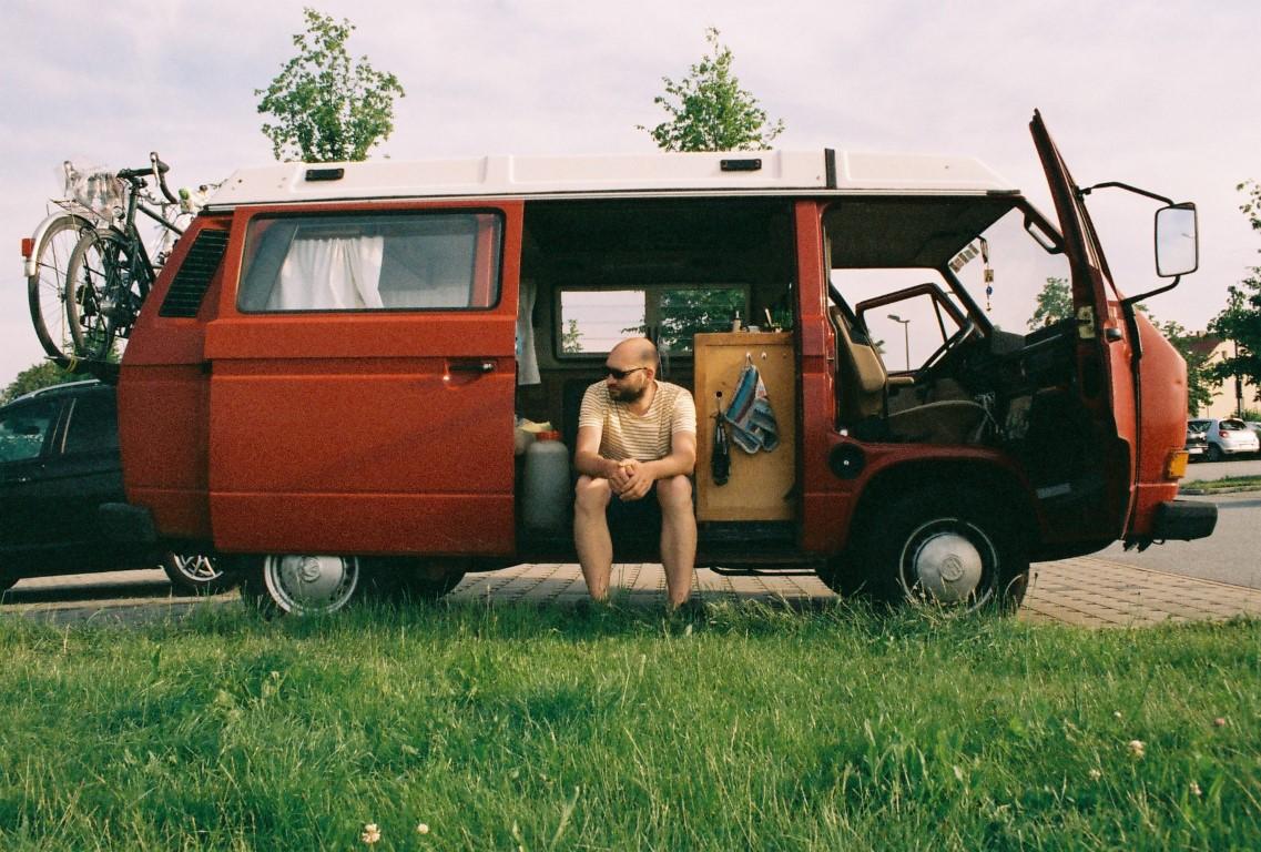 VW T3 on tour
