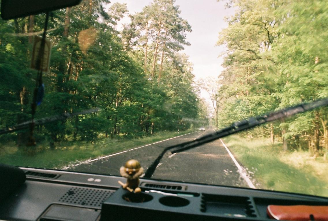 VW T3 unterwegs