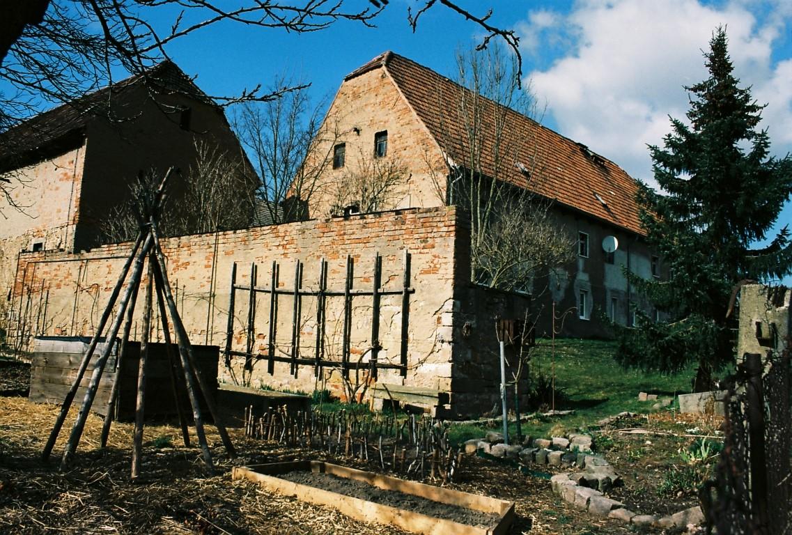 12 Garten im maerz Kodak Ektar