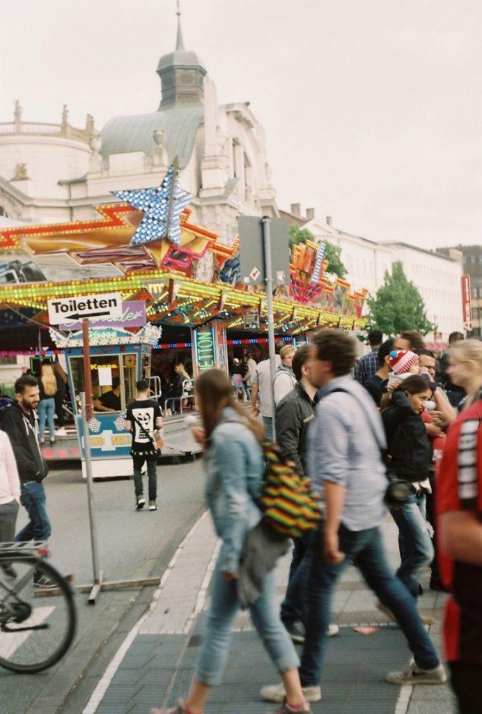 Bielefeld Mai