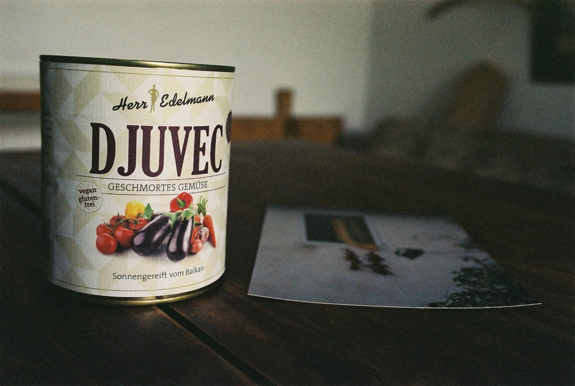 Djuvec Balkan film photography