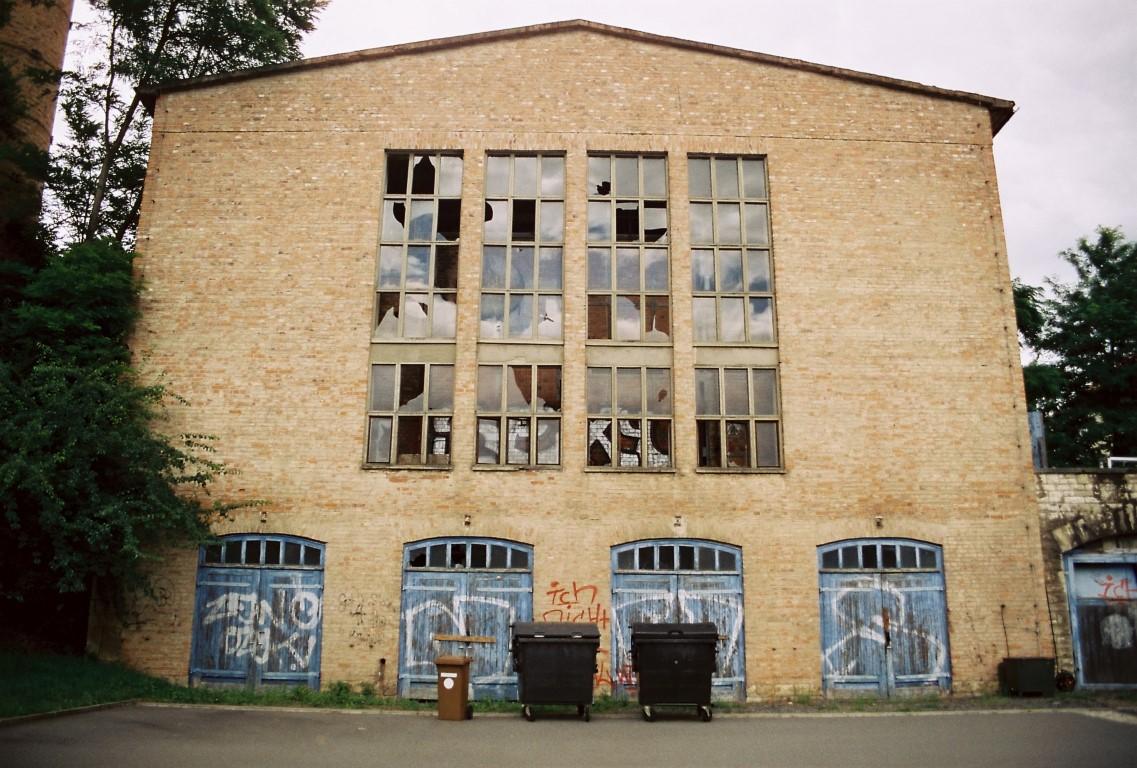 Nordhausen Campus Cinestill 50