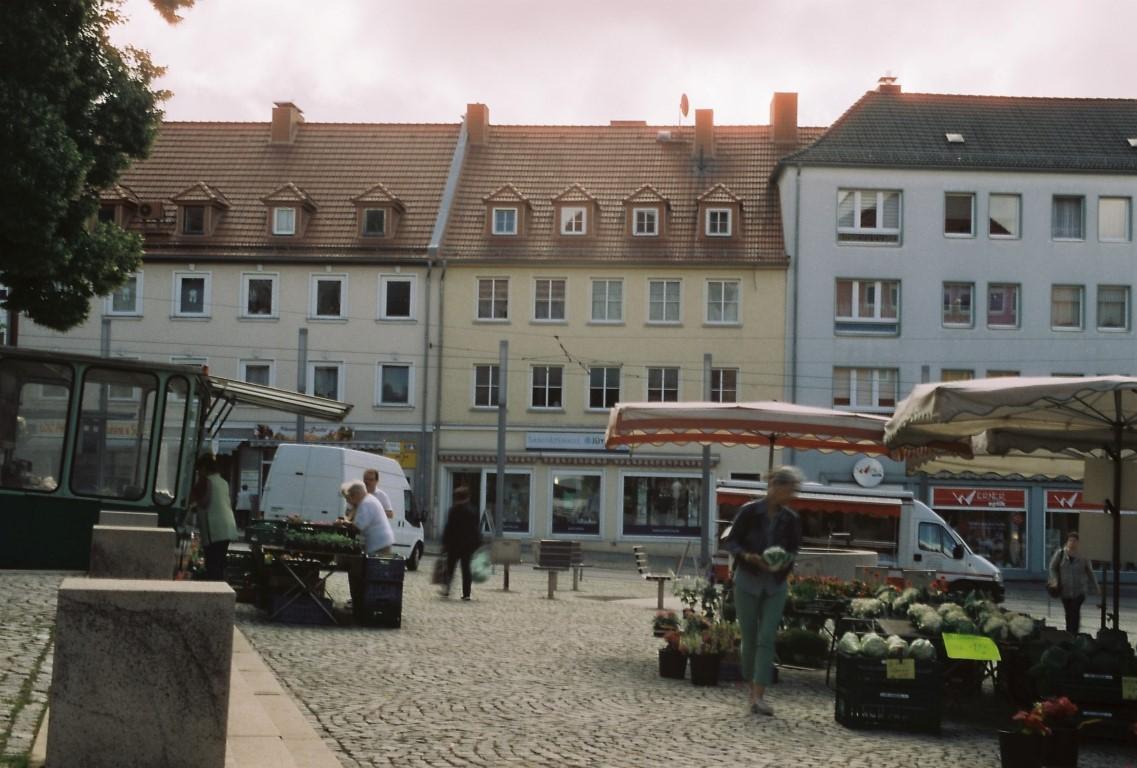 Nordhausen Markt Cinestill (12)