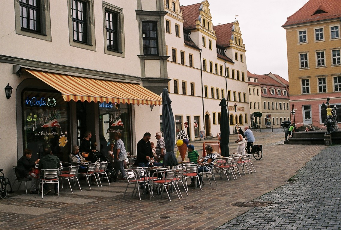 Eisdiele Eiscafe Torgau