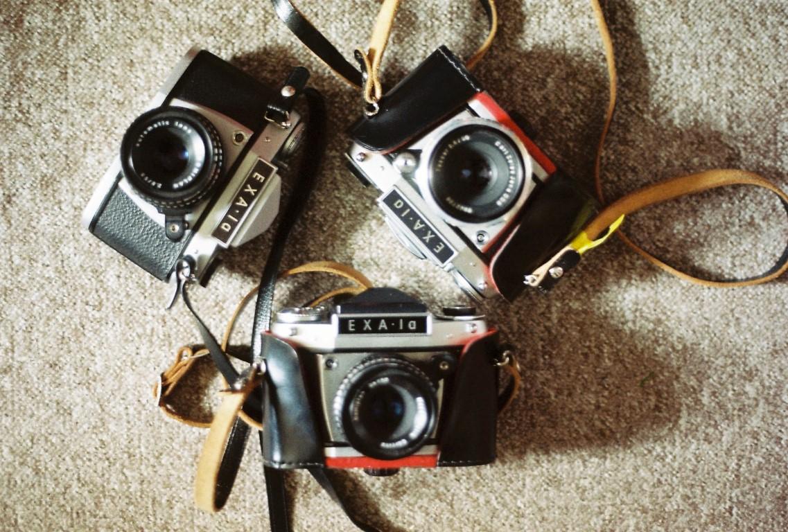 Kameras_Exa 1a analog