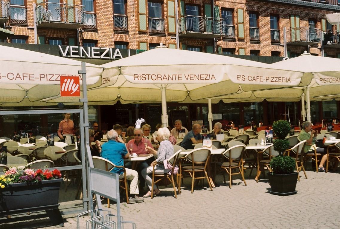 Ristorante Eis cafe Pizzeria Waren Mueritz Venezia