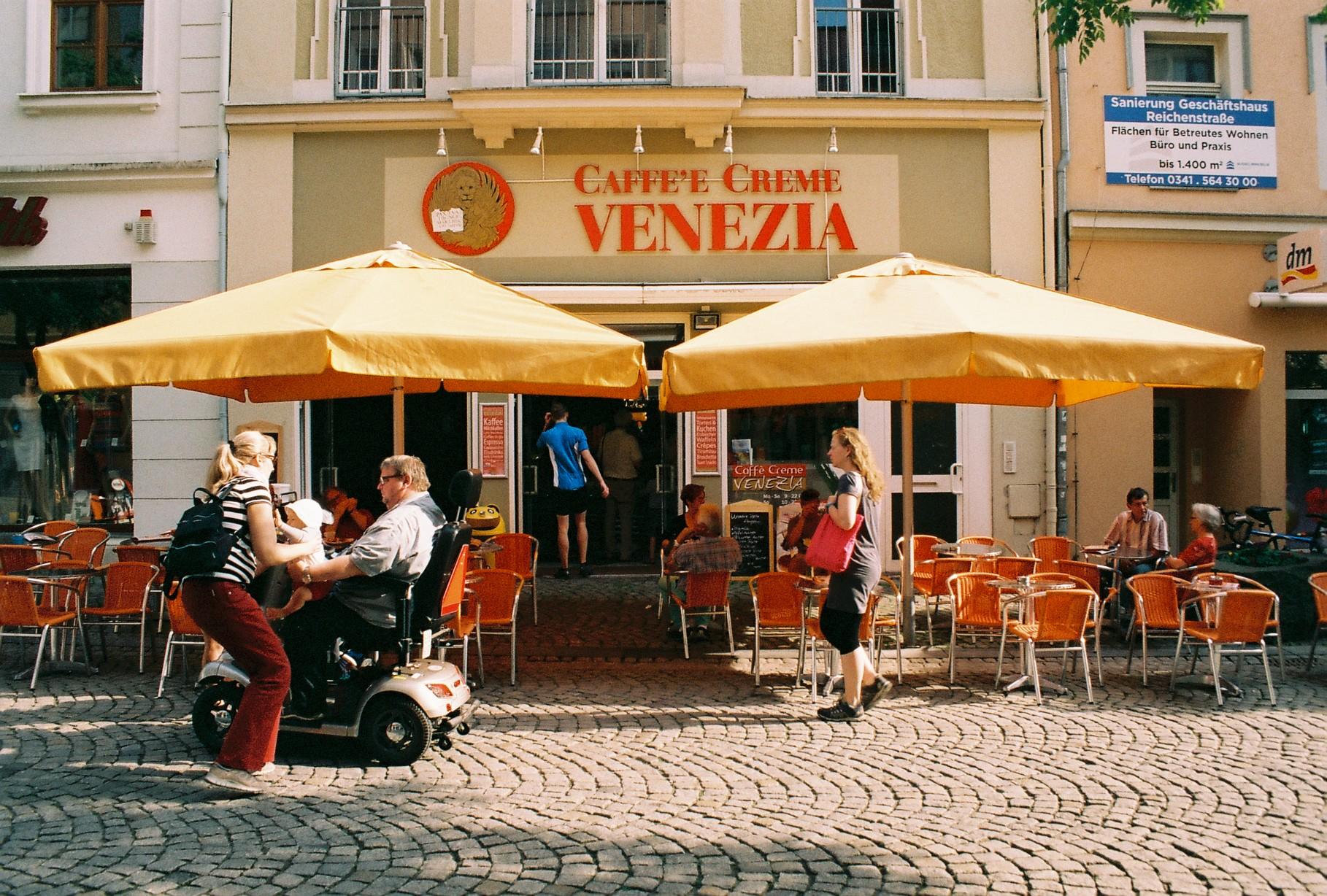 Venezia Cafe Creme Bautzen