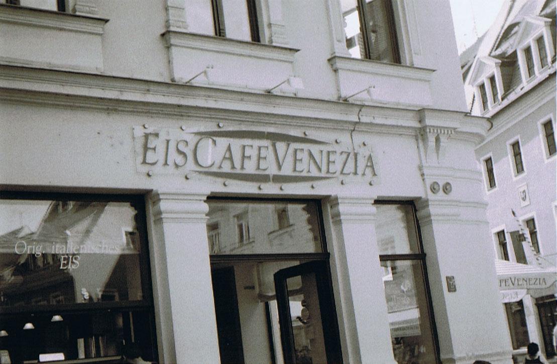eiscafe Venezia Meißen Heinrichsplatz