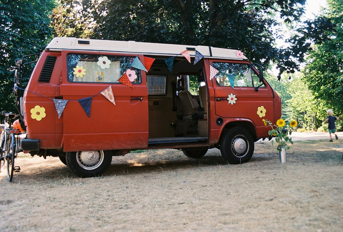 Hippie Bus T3 VW