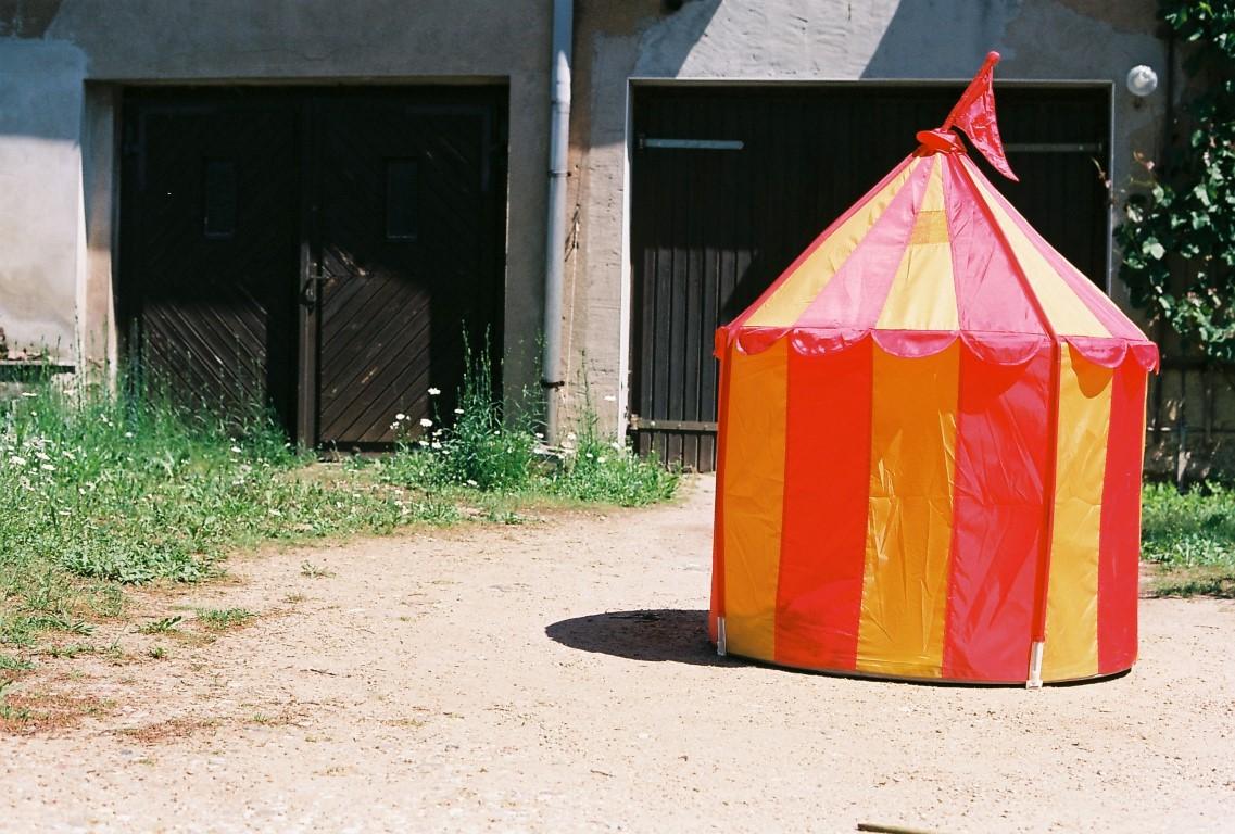 Spielhaus Sommer