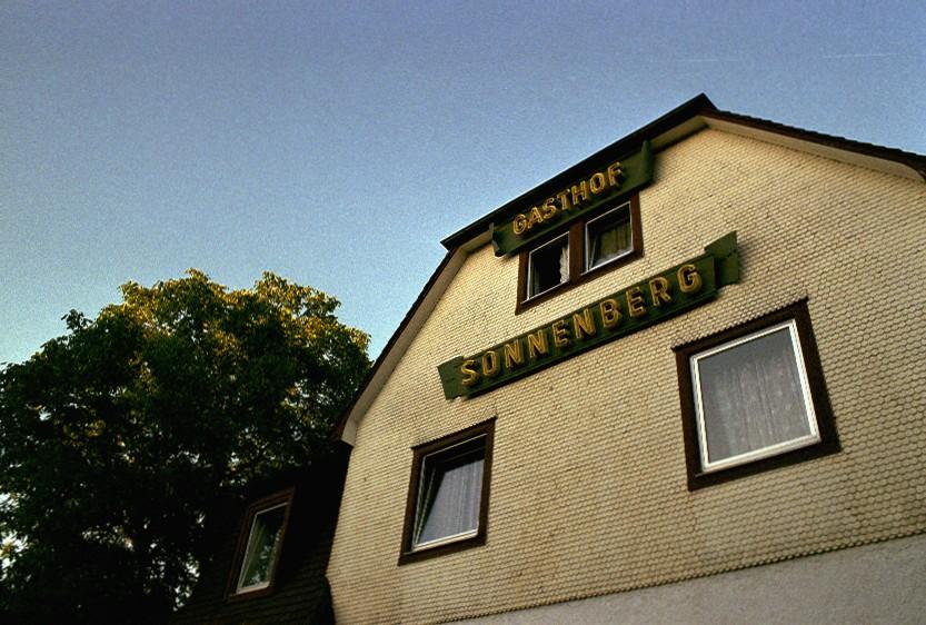 Gasthof Sonnenberg Pforzheim