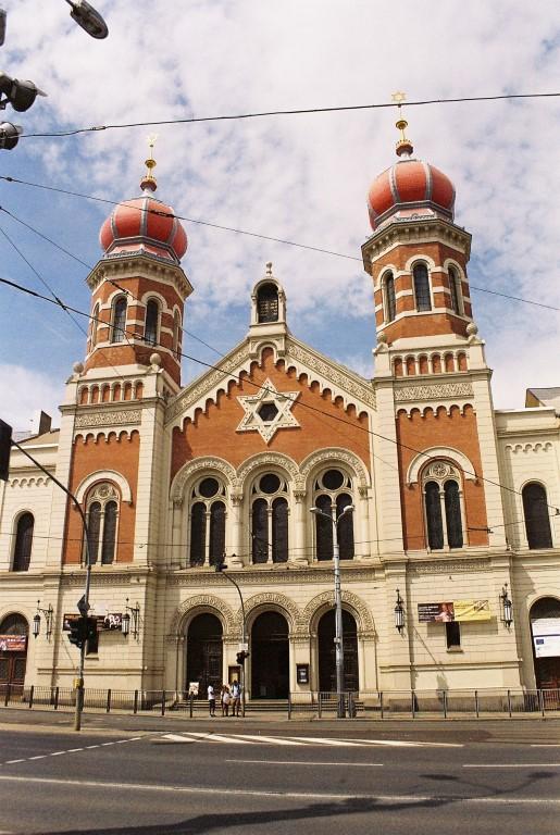 01_Pilsen Plzen Synagoge