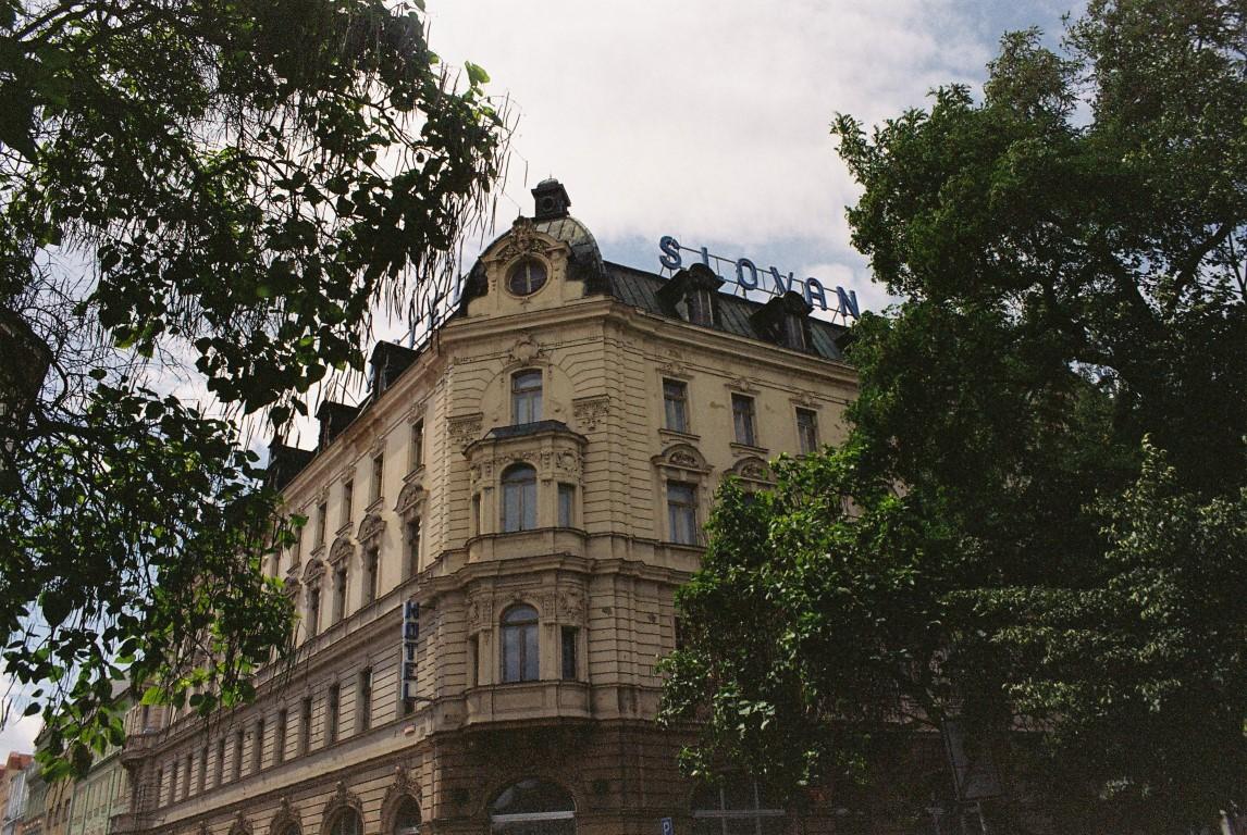 08_Pilsen Plzen Hotel Slovan