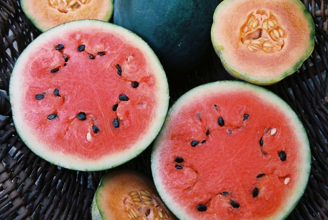 2019_Wassermelone Honigmelone