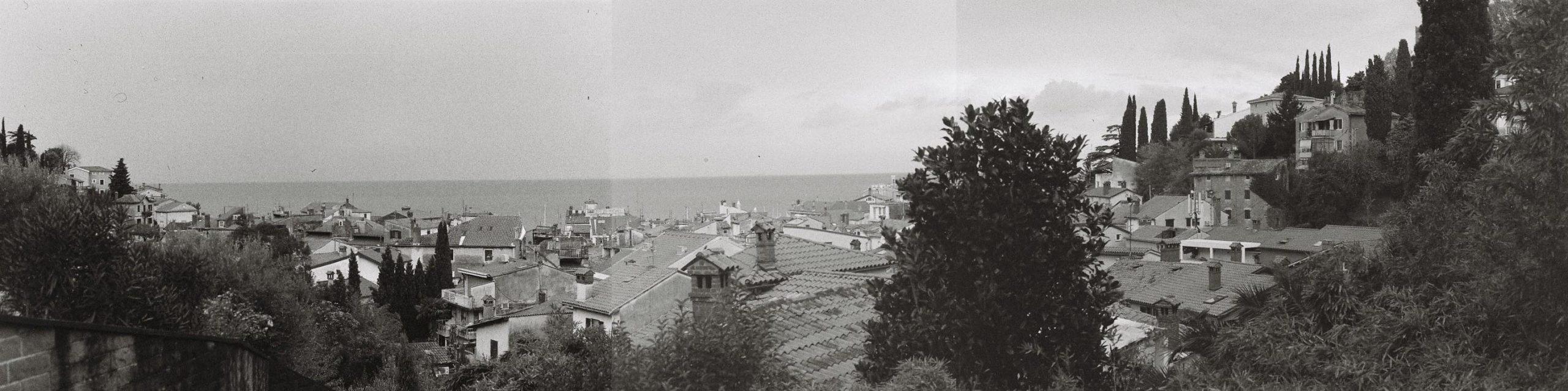 2019 Panorama Piran View Adria