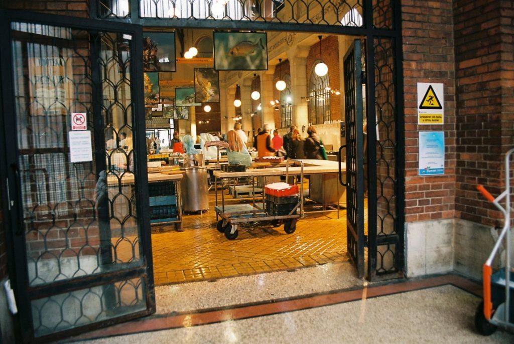 Rijeka Fischmarkt